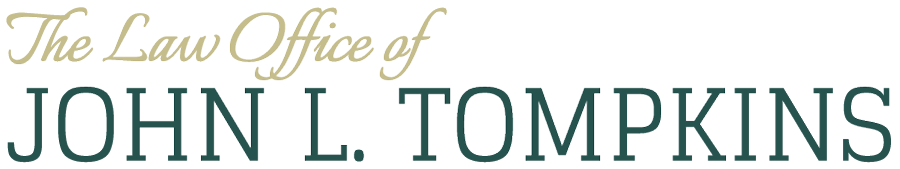 Law Office of John L Tompkins logo